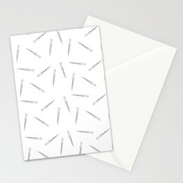 The Dark One's Dagger Stationery Cards