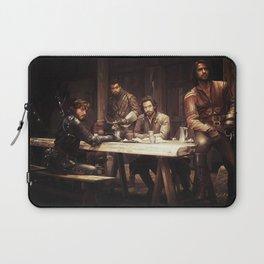 The Musketeers Laptop Sleeve
