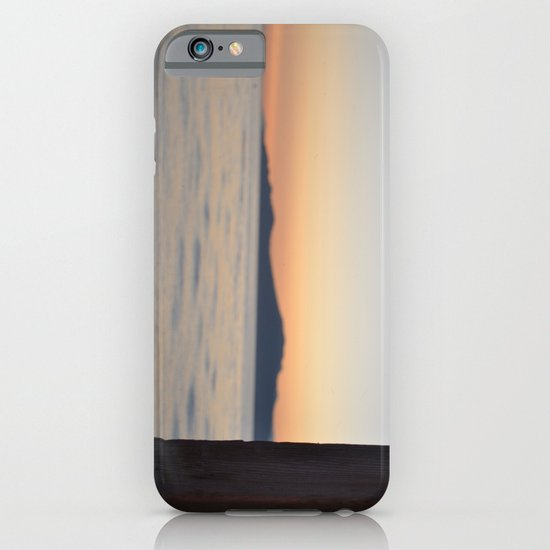 just beyond the ledge iPhone & iPod Case