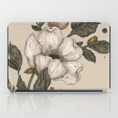 Floral Laurel iPad Case
