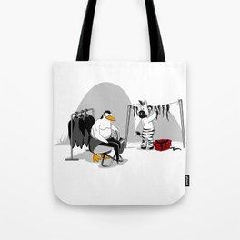 animals domestic Tote Bag