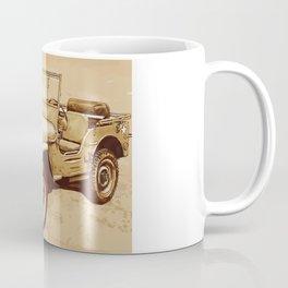 Jeep US Army Coffee Mug