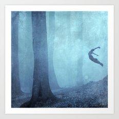 free spirit II Art Print