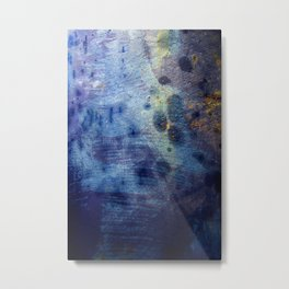 Blurple Metal Print