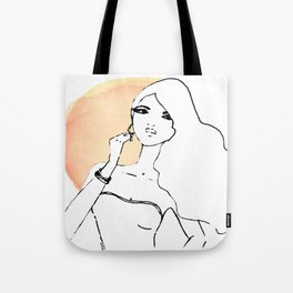 sicilian beauty Tote Bag