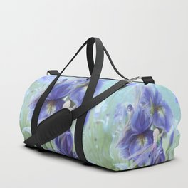 Imagine - Fantasy iris fairies Duffle Bag