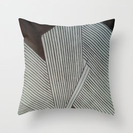 Change of Parallel Destinations Throw Pillow