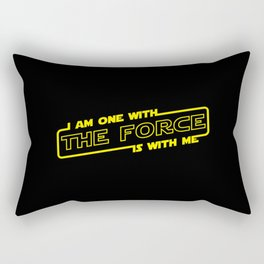 The Force Rectangular Pillow