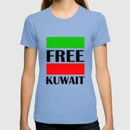 Kuwait Freedom T-shirt
