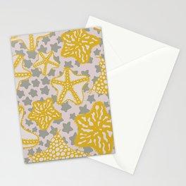 étoile de mer Stationery Cards