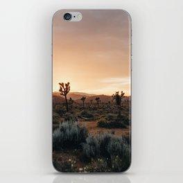 Joshua Tree iPhone Skin