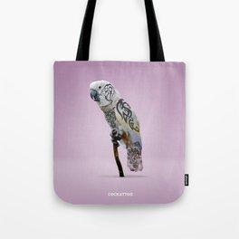 Cockattoo Tote Bag