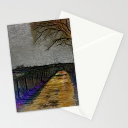 Spring Light By The Seaside Stationery Cards
