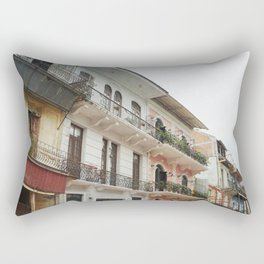 Old City Rectangular Pillow