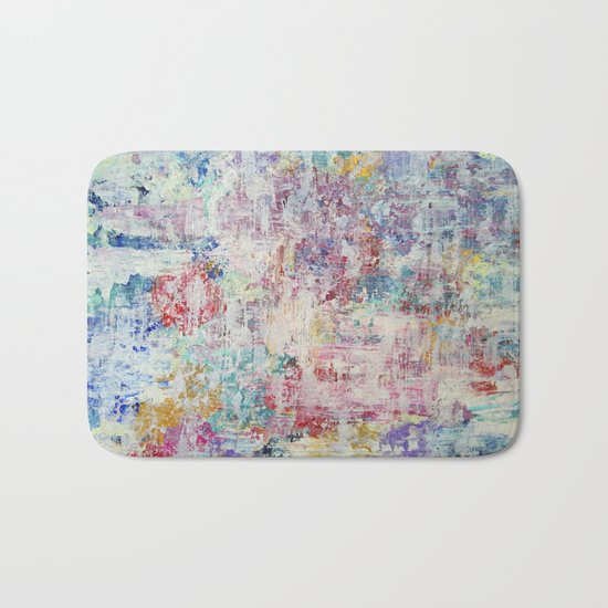 Abstract 136 Bath Mat