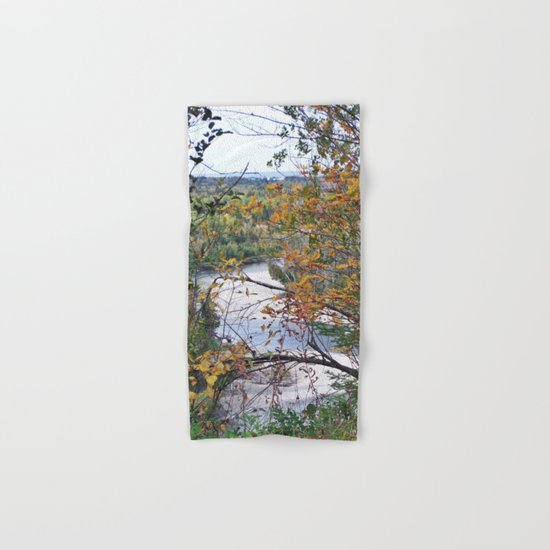 From the Forest to the Sea Hand & Bath Towel