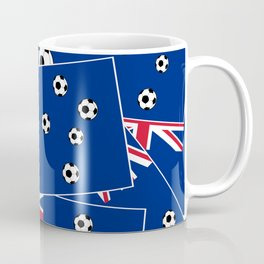 Australian Flag Football Coffee Mug