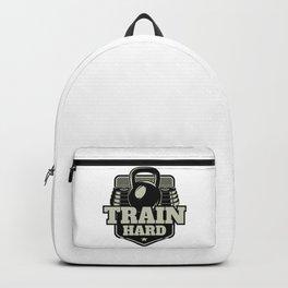 Train Hard Backpack