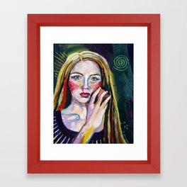 The Choice Framed Art Print