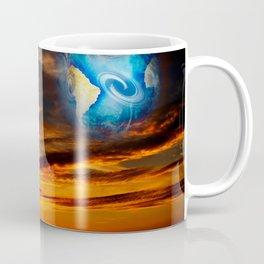 Full moon - Fascination Blood moon Coffee Mug