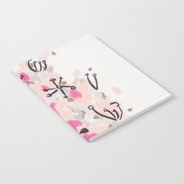 Pink Fluff Notebook