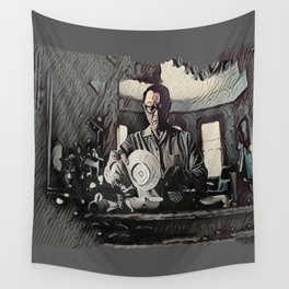 Dishes Wall Tapestry