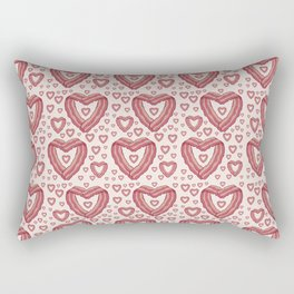 I love bacon! Rectangular Pillow