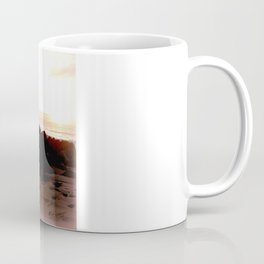 Northern shores of Tasmania Coffee Mug