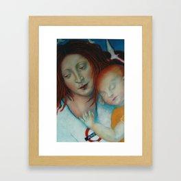 Angel in London Framed Art Print