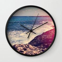 Vintage Sea Wall Clock