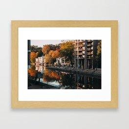 Reston Fall 2 Framed Art Print