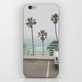 Cruisin Manhattan Beach iPhone Skin