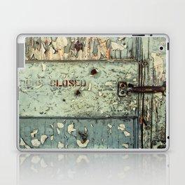 Keep This Door Closed Laptop & iPad Skin