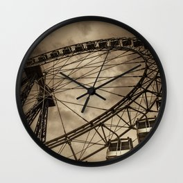 Eternal circle Wall Clock