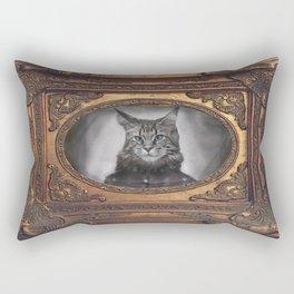 hussard cat Rectangular Pillow