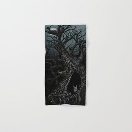 In The Trees Hand & Bath Towel