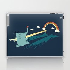 Pole Vault Laptop & iPad Skin