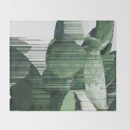 Assorted Cactus Throw Blanket