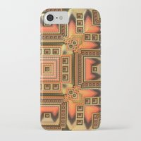 blanket iPhone & iPod Cases featuring Cozy Blanket by Lyle Hatch
