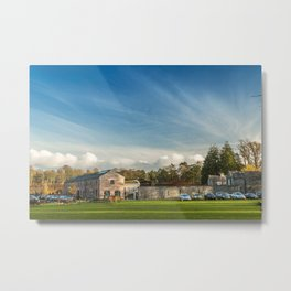 Clotworthy House Metal Print