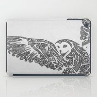hunting iPad Cases featuring Hunting  by Larissa