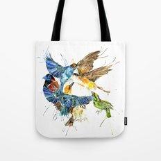 Birds Galore Tote Bag