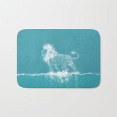 The Water Lion Bath Mat