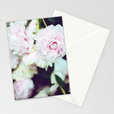 Peony Garden Splendor II Stationery Cards