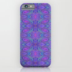 Subspace Currents Pattern iPhone 6s Slim Case