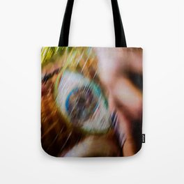 Accidental Eye Tote Bag