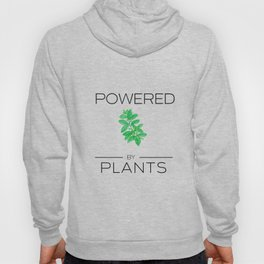 Powered by Plants Basil Hoody
