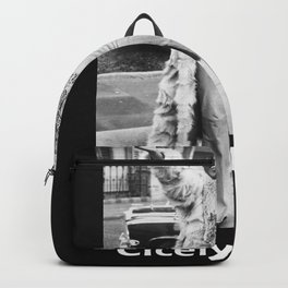 Vintage Retro Cicely Tyson Backpack
