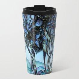 Windy Beach Travel Mug