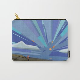 Colourful Plateau Carry-All Pouch